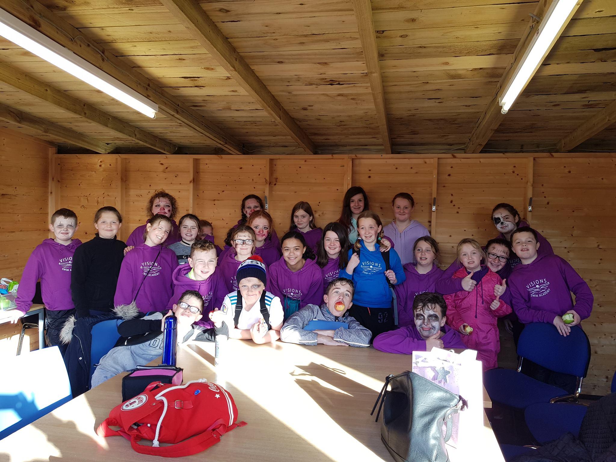 Group at newmills