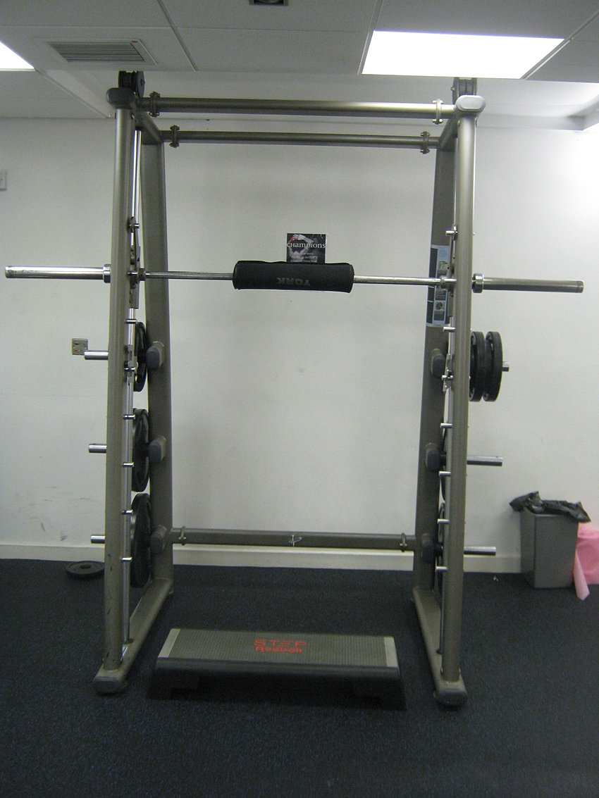 Visions Leisure Fitness Suite