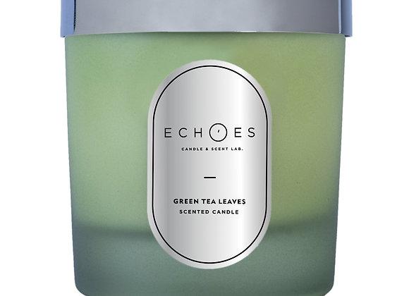 Green Tea Leaves DualWick Candle