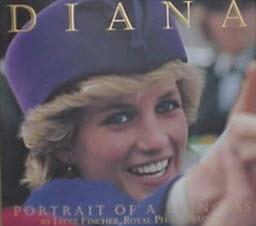 Diana, Portrait of a Princess, by Jayne Fincher