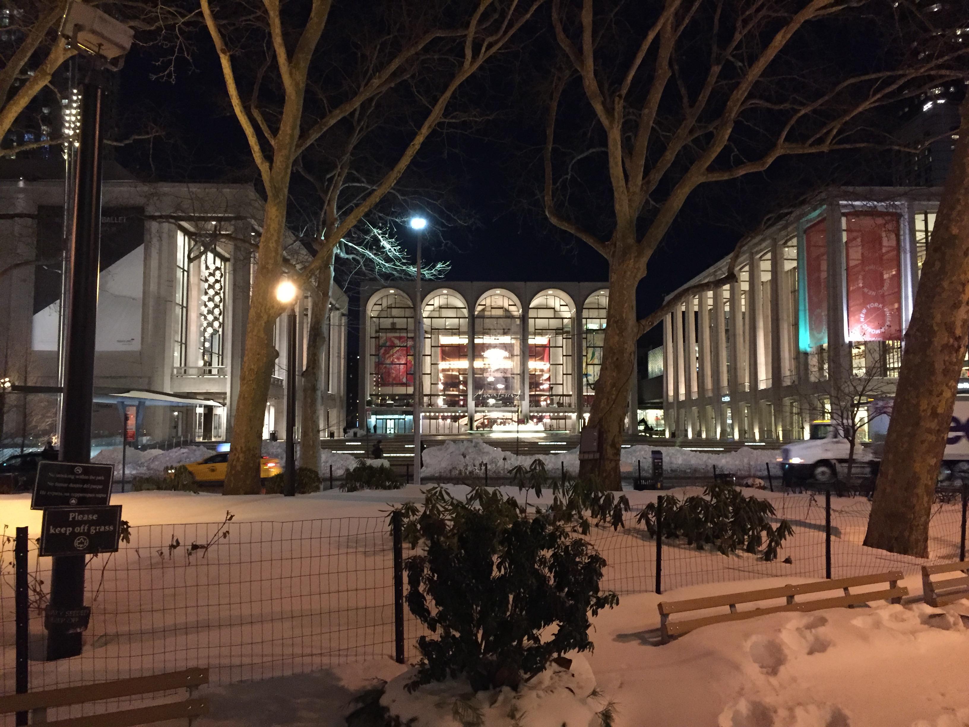 Lincoln Center 2