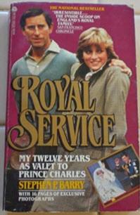 Royal Service, by Stephen Barry