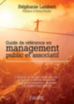 association public guide livre management stratégie leadership gestion