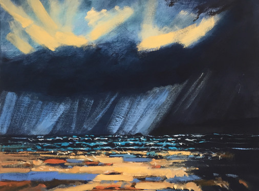 'Sun and storm' £425