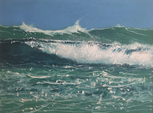'Surfers delight 4' SOLD