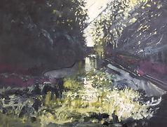 Light Breaks on the River, Josie Gould .