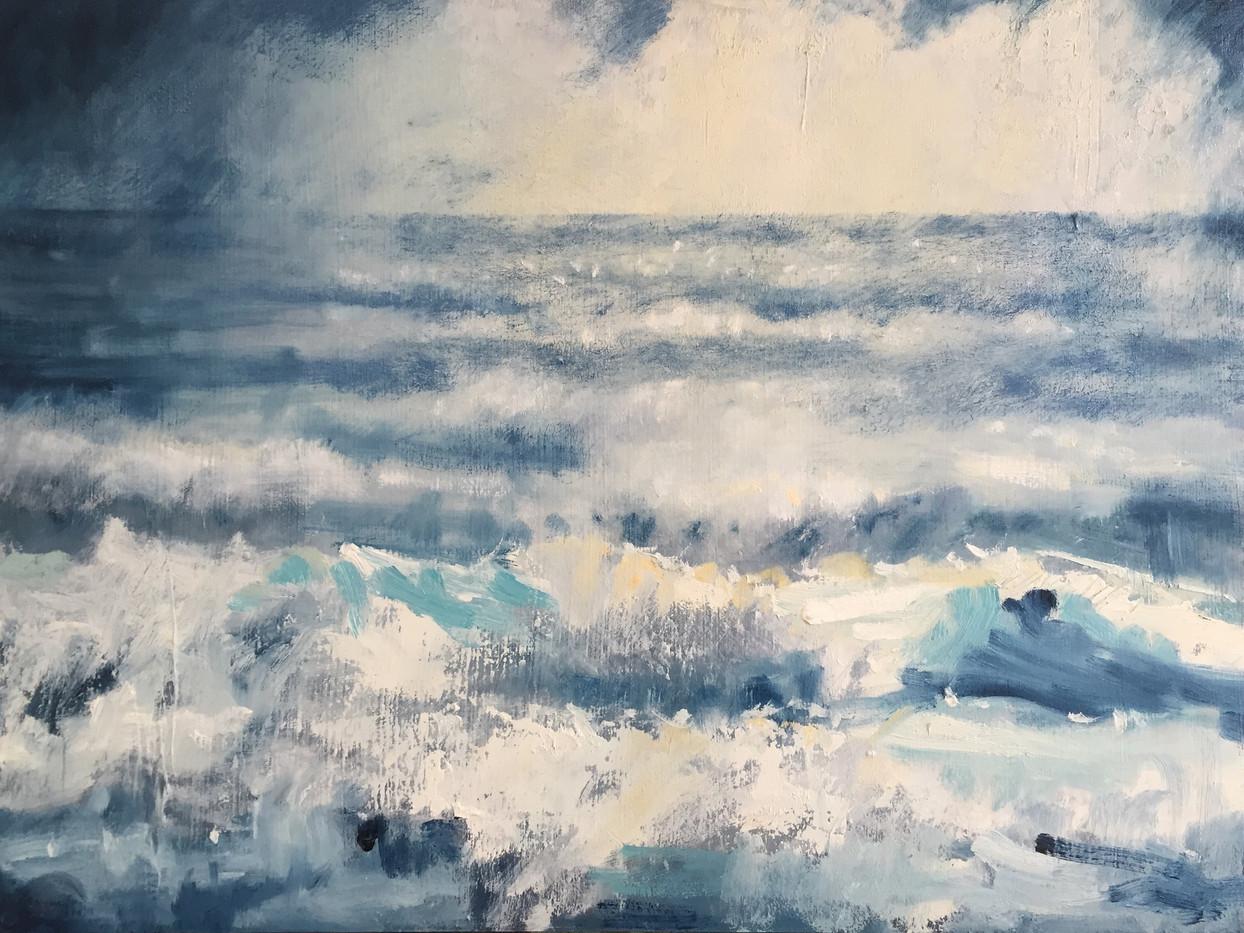 'Stormy Sea' £340