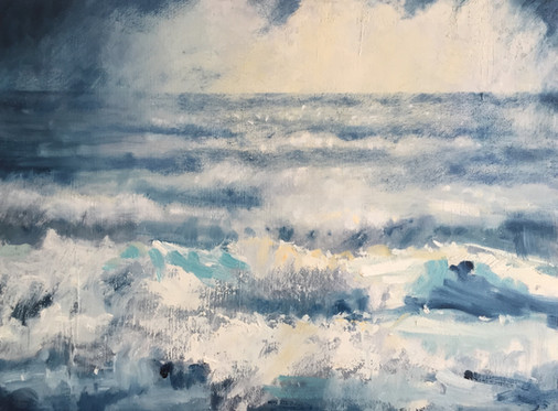 'Stormy sea' £395
