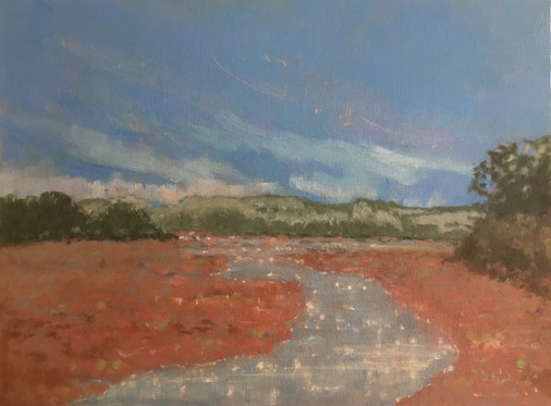 'Turning tide: Bowcombe Creek' £395
