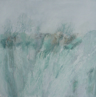 Moorland mist private collection
