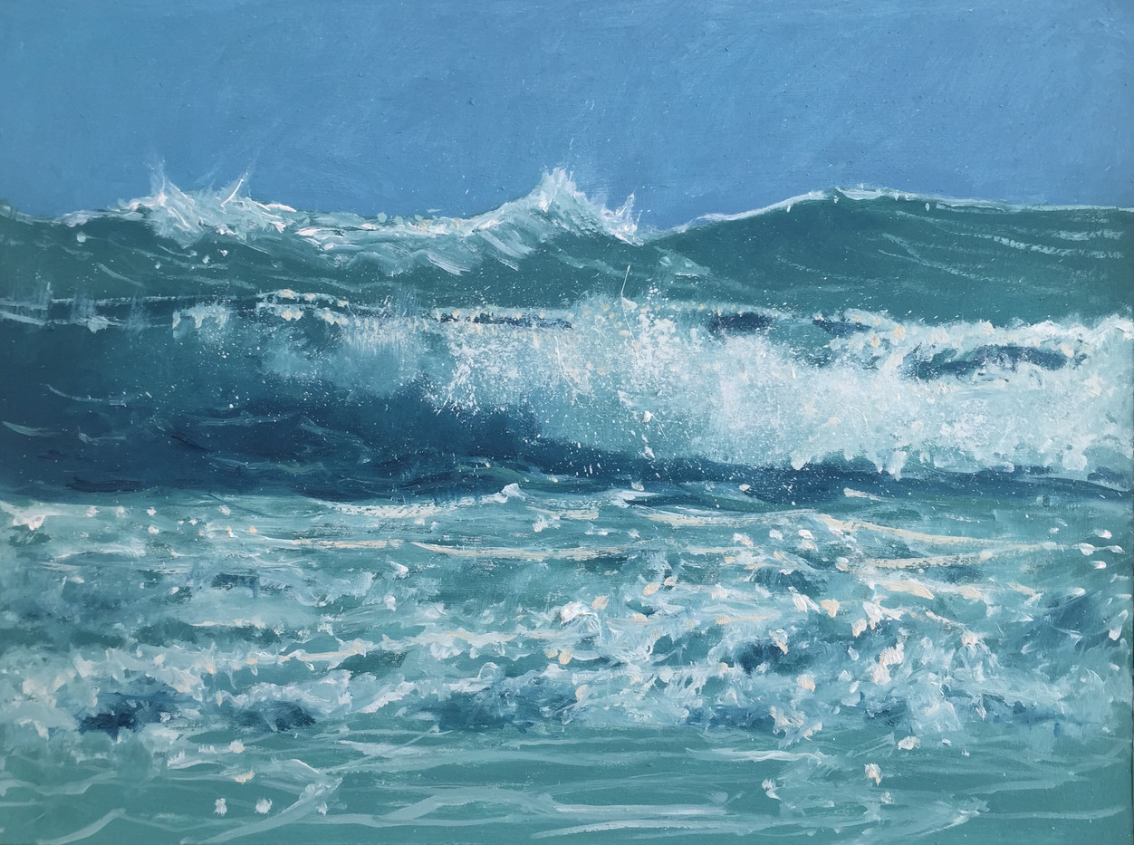 'Surfers delight 1' SOLD