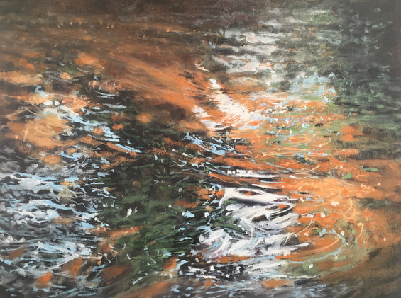 'In the flow' £340