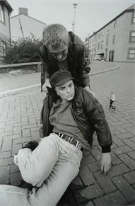 Dawn and Tony
