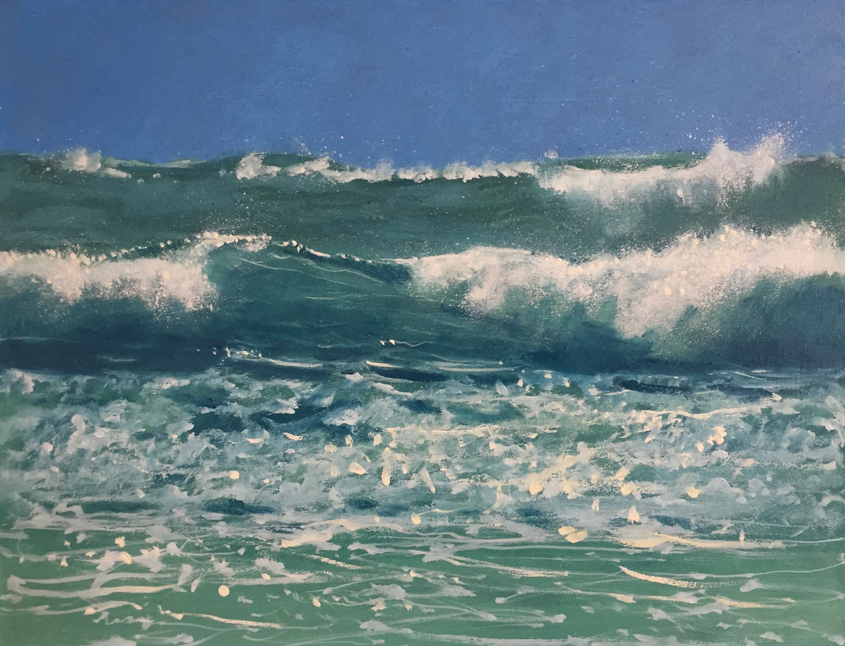 'Surfers delight 3' SOLD