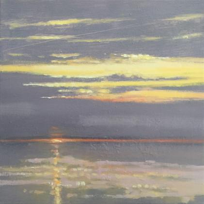 'Lilac Sunset' £