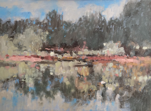 'Moment of Peace, River Dart', £295