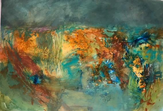 Tapestry of light SOLD