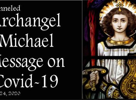 Channeled Archangel Michael Message