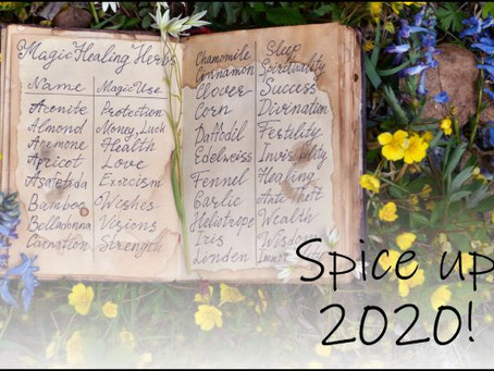 Spice Up 2020!