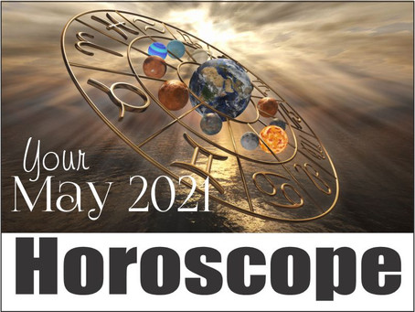 This Month in Astrology ~ May 2021