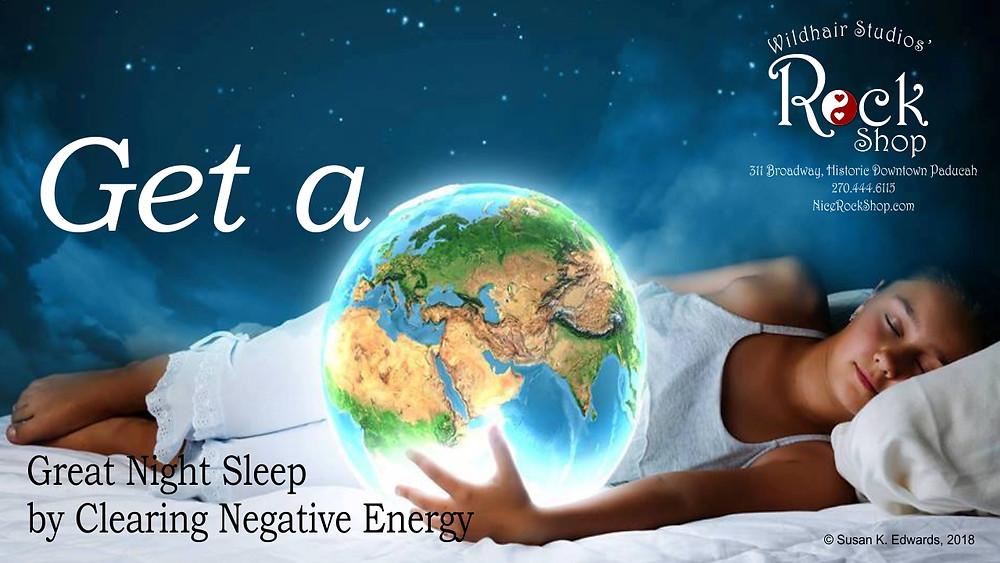 Get a Great Night Sleep