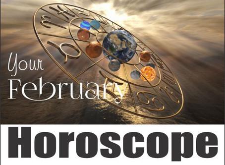 February 2020 Horoscope At a Glance