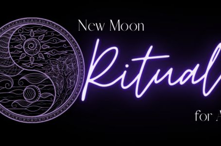New Moon Ritual for April