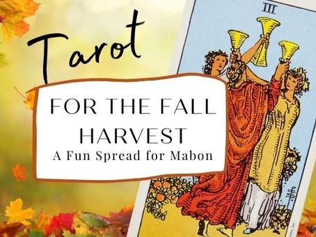 Tarot for the Harvest Season