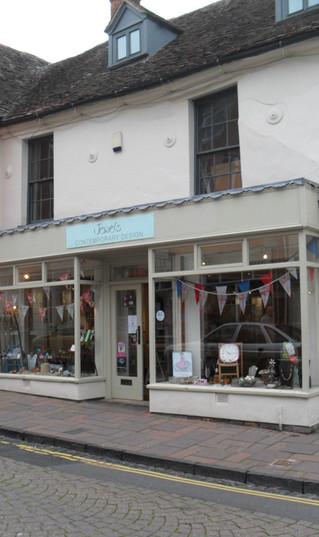 A little bit more about our shop.