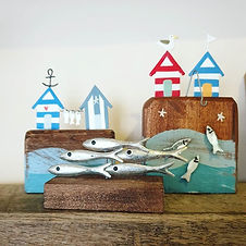 Lots of seaside items back in stock. We