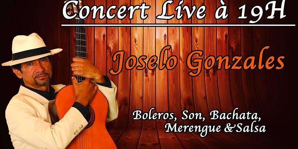 Concert Latino avec Joselo Gonzalez