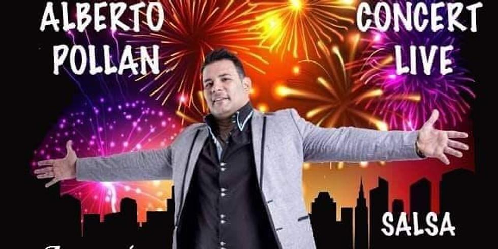 Concert à Lo Cubano avec Alberto Pollan  y El dany