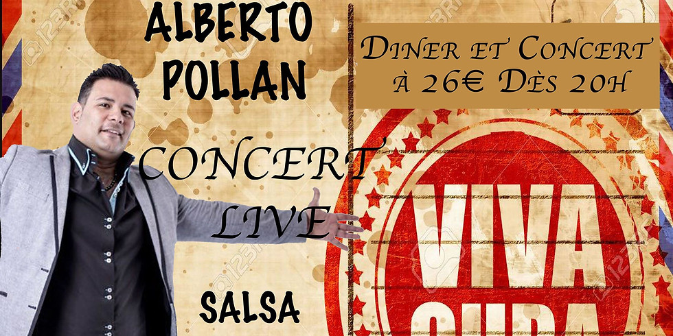 "Concert Live ""Alberto Pollan"""