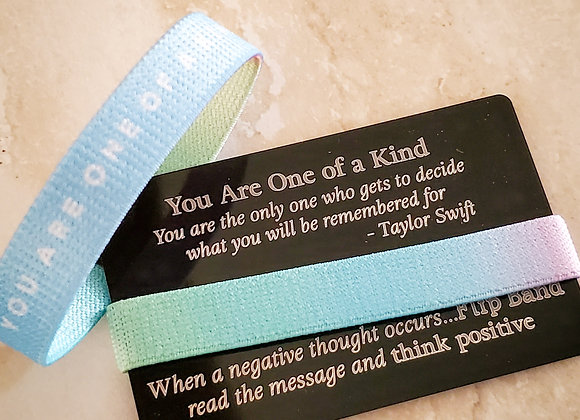 You Are One of a Kind
