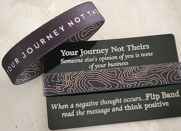 Your Journey Not Theirs