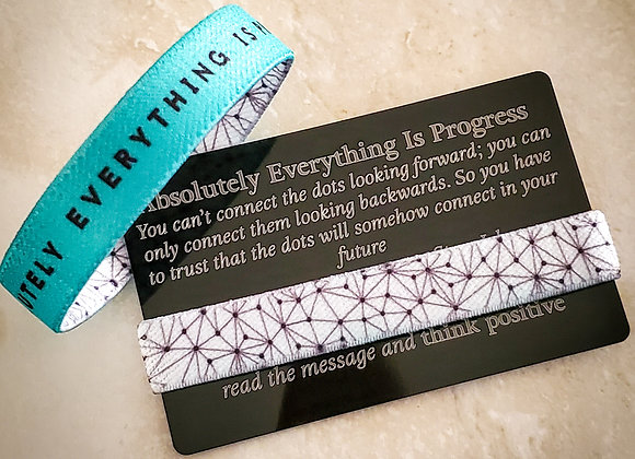 Absolutely Everything Is Progress