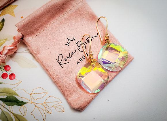 Princess Sparkle Aurora Borealis Earring