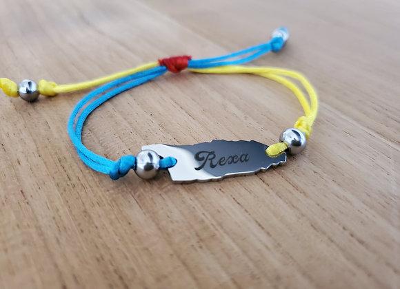 Personalized Aruba mi Isla Special Edition Bracelet