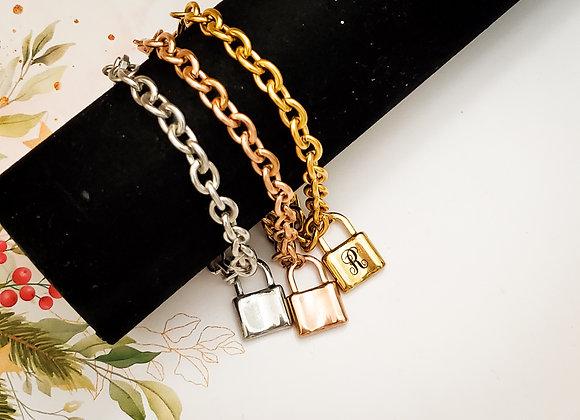 Padlock Bracelet