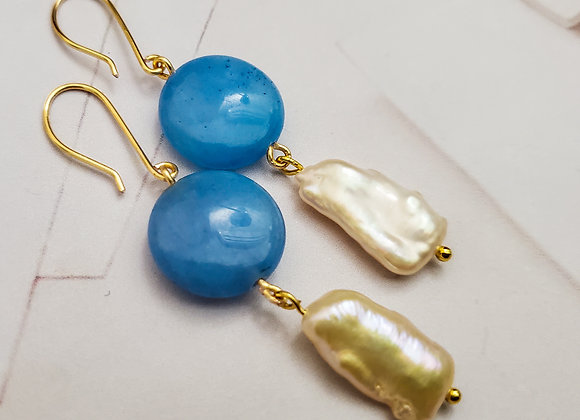SERENITY Pearl Earring