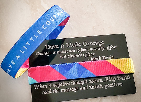 Have A Little Courage