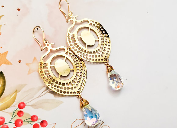 Large Statement Earring