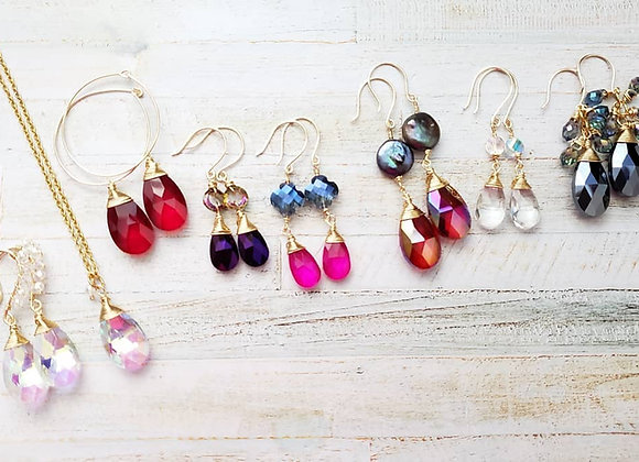 Mixed Earrings