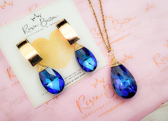 Royal Blue Love Set
