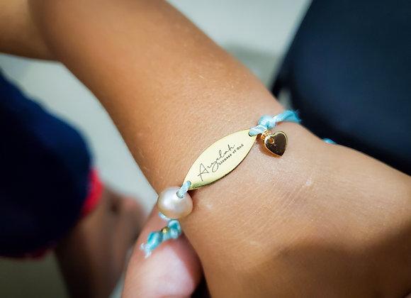 Kids Personalized Bracelet