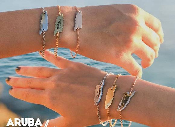 Aruba mi Isla Stainless Steel Bracelets
