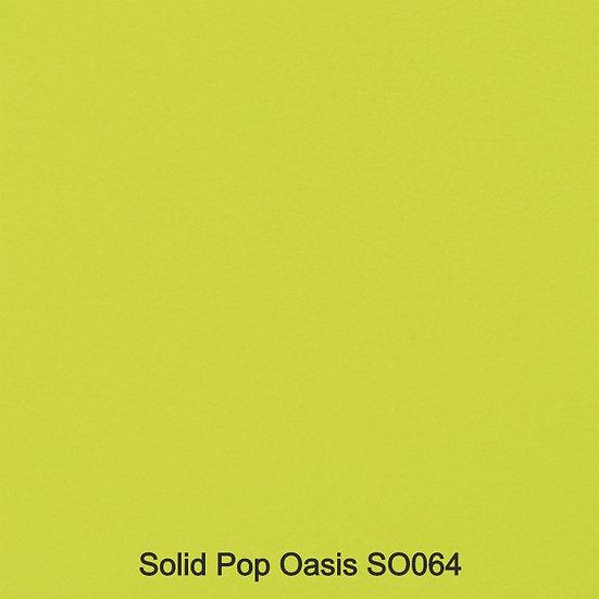 12 mm Staronplatte Solid Pop Oasis SO 064