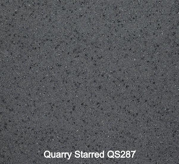 12 mm Staronplatte Quarry Starred QS 287