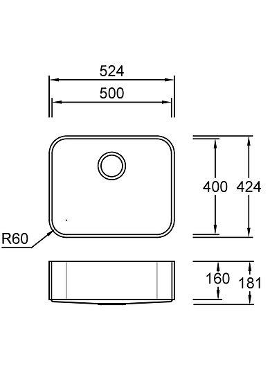 Combi R50-B Solid