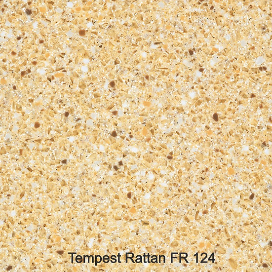 12 mm Staronplatte Tempest Rattan FR 124
